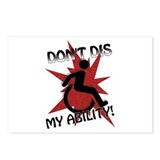 """Disable This!"" Postcards (Package of 8)"