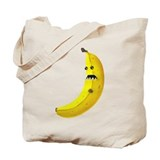 Banana Monster Tote Bag
