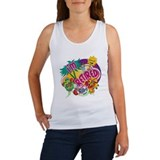 Tropical Retirement Women's Tank Top