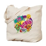 Tropical Retirement Tote Bag