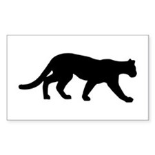 Panther - Cougar Decal