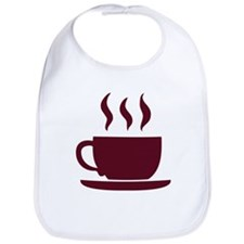Cup of coffee Bib