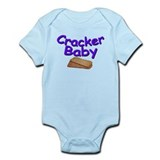 Cracker Baby Onesie