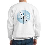 RC Heli Top Sweatshirt