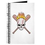 Skull Baseball Journal