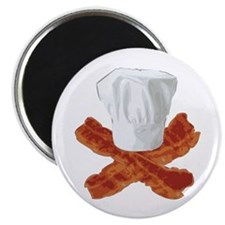 Bacon Chef Magnet