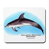 Atlantic Spotted Dolphin Mousepad