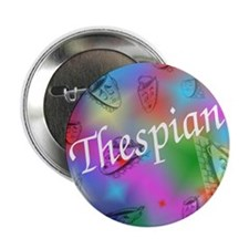 "Thespian 2.25"" Button (10 pack)"