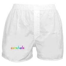 Cornhole Party Boxer Shorts