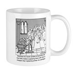 Monk Scribes Cheaper then Ink Cartridges Mug