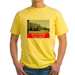 Roosevelt Junior High Yellow T-Shirt