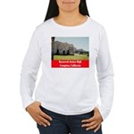 Roosevelt Junior High Women's Long Sleeve T-Shirt