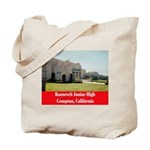 Roosevelt Junior High Tote Bag