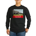 Roosevelt Junior High Long Sleeve Dark T-Shirt