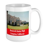 Roosevelt Junior High Large Mug