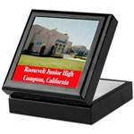 Roosevelt Junior High Keepsake Box