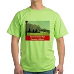 Roosevelt Junior High Green T-Shirt