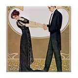 Cool Coles phillips Tile Coaster