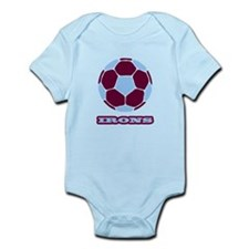 Irons Infant Bodysuit