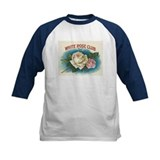 White Rose antique label Tee