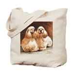 Cocker Spaniels Tote Bag