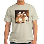 Cocker Spaniels Light T-Shirt
