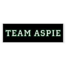 Team Aspie Bumper Stickers (10 pk)