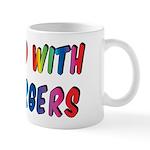 Gifted with Aspergers Mug