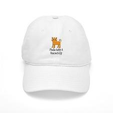 Adopt A Rescue Kitty Baseball Cap