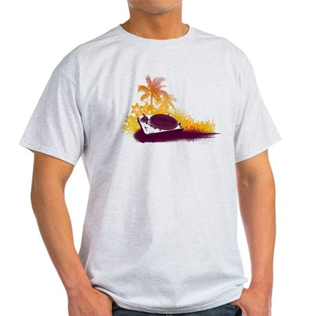 Turntable Beach Light T-Shirt