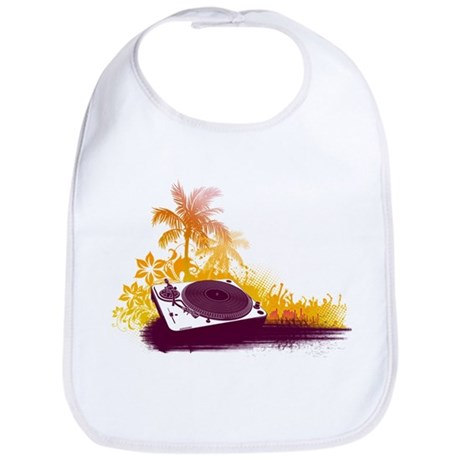 Turntable Beach Bib