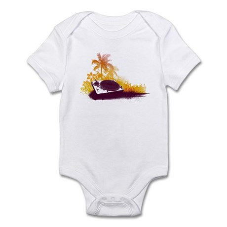 Turntable Beach Infant Bodysuit