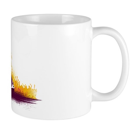 Turntable Beach Mug