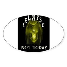 relapse not today Decal