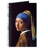 Girl with a Pearl Earring Journal