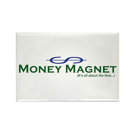Abundance Rectangle Magnet