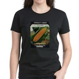 Yellow Corn antique seed pack Tee