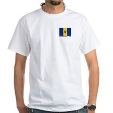 """Barbados Flag"" Shirt"