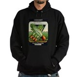 Chicory antique seed packet Hoodie