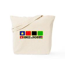 South Sudan Fashion Colors Tote Bag