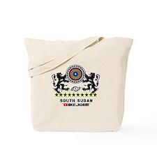 South Sudan Fashion Tote Bag