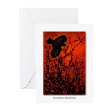 Marshland Greeting Cards (Pk of 10)