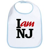 I AM NJ Bib