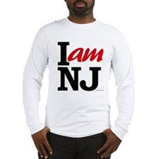 I AM NJ Long Sleeve T-Shirt