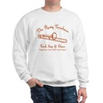 Rusty Trombone Sweatshirt