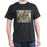 Antique Sunspots Chart T-Shirt
