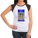 Compton High Bell Tower Women's Cap Sleeve T-Shirt