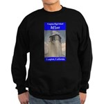 Compton High Bell Tower Sweatshirt (dark)