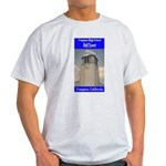 Compton High Bell Tower Light T-Shirt