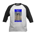 Compton High Bell Tower Kids Baseball Jersey
